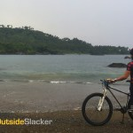 Biking in Gen. Nakar, Quezon