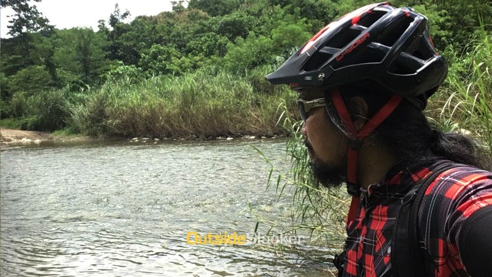 Biking Laiban and Sto. Niño, Tanay