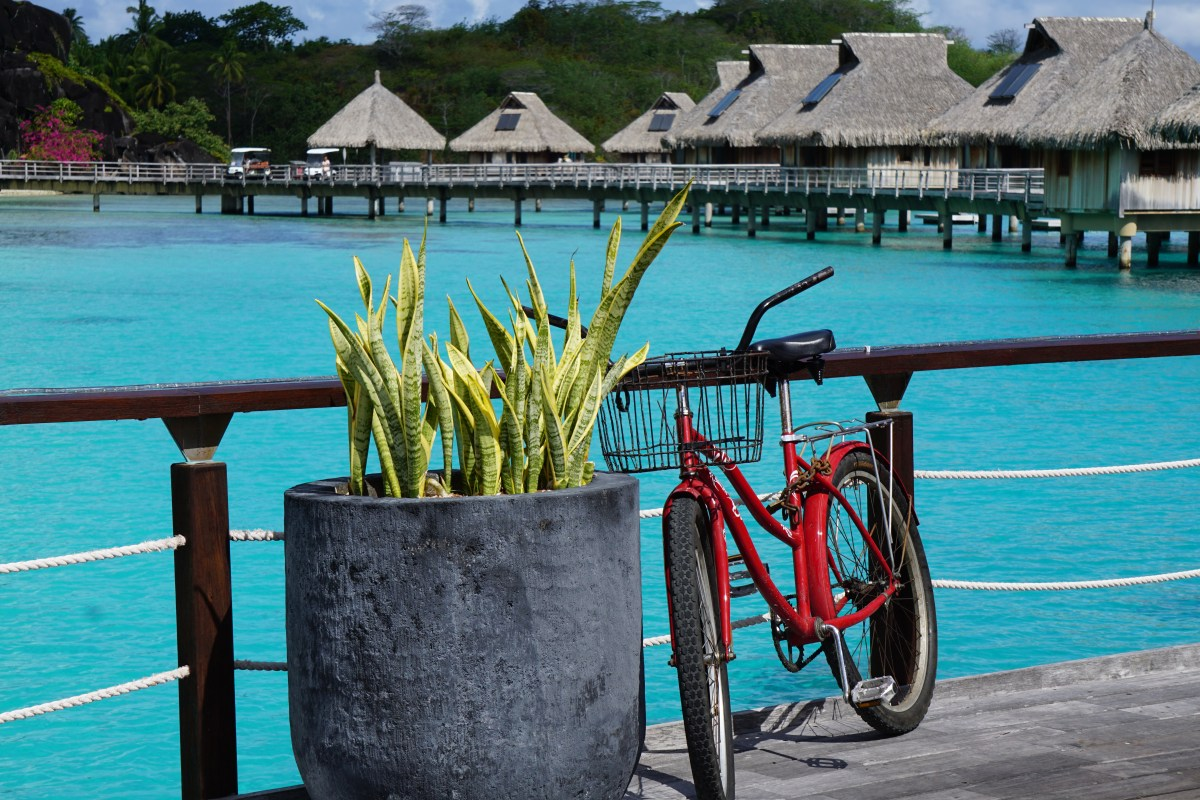 See why the Overwater villas at Conrad Bora Bora Nui was the favorite of our 3 Stays in French Polynesia