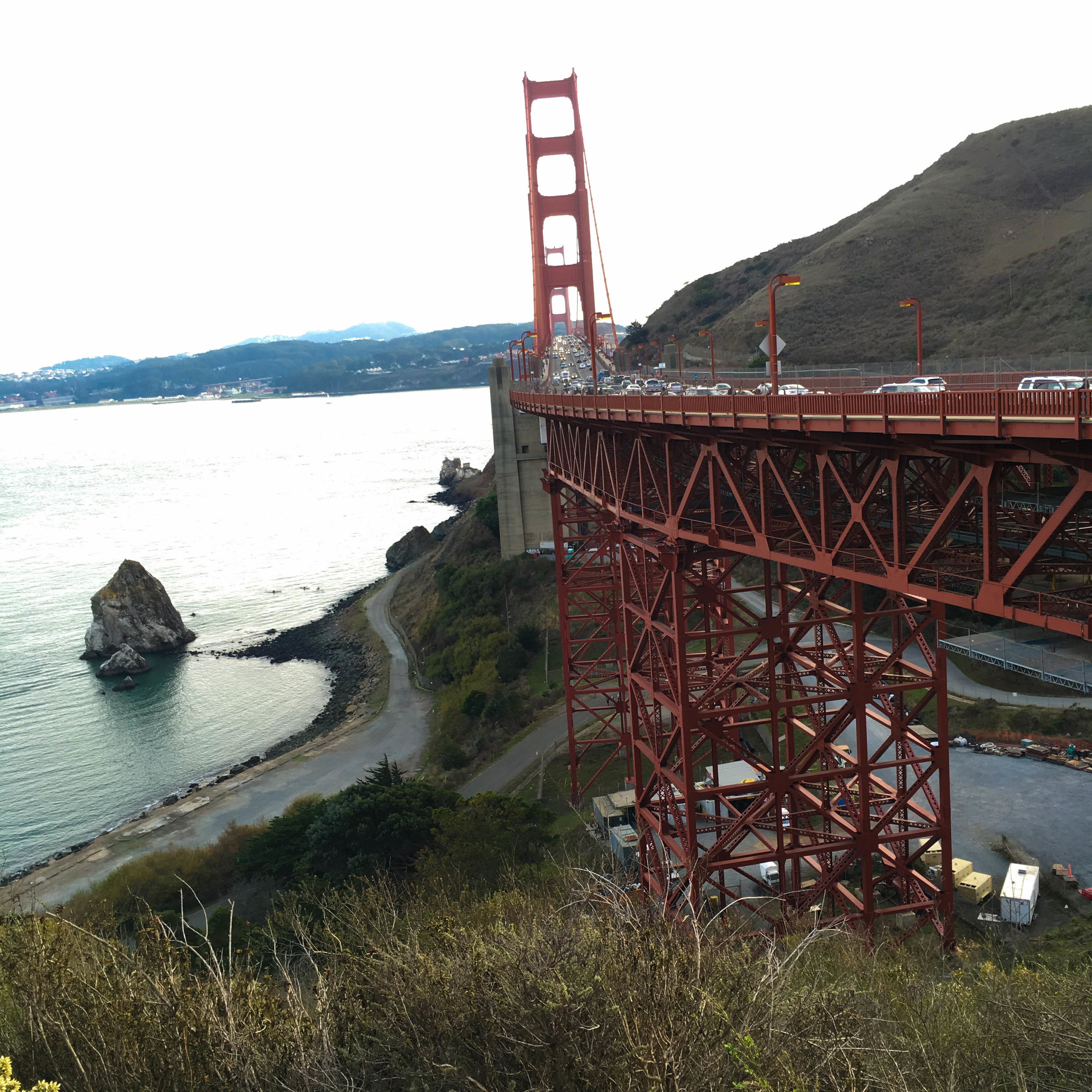 Printable coloring pages golden gate bridge - Printable Coloring Pages Golden Gate Bridge 51