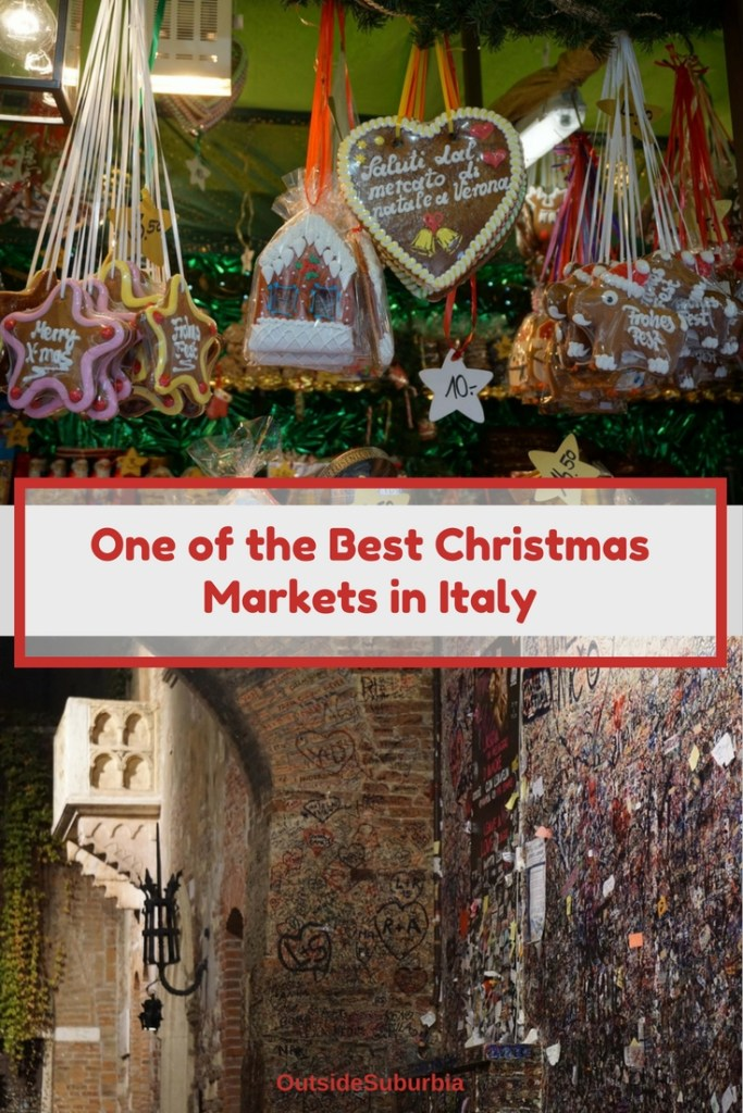 One of the Best Christmas Markets in Italy