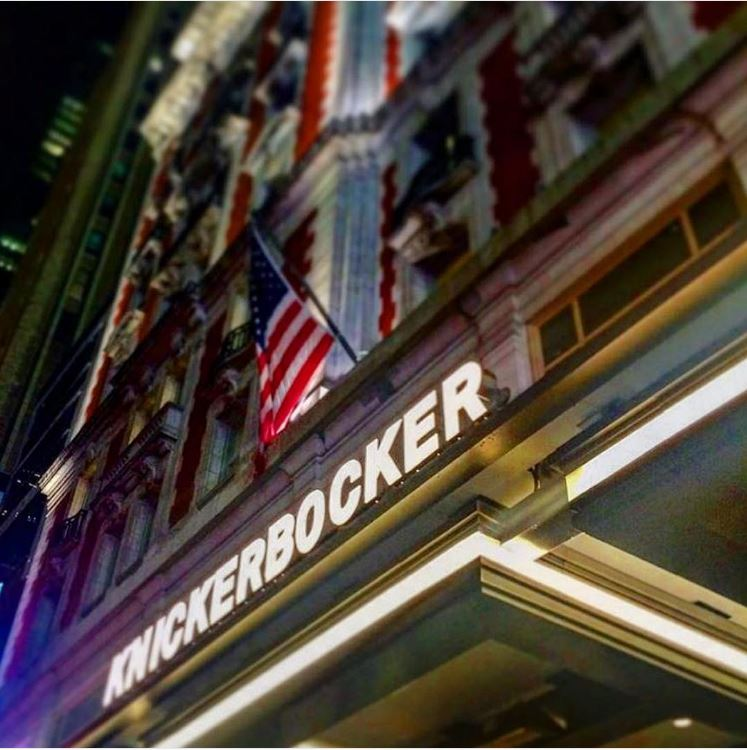 Knickerbocker : A haven of refined elegance right on Times Square, NYC