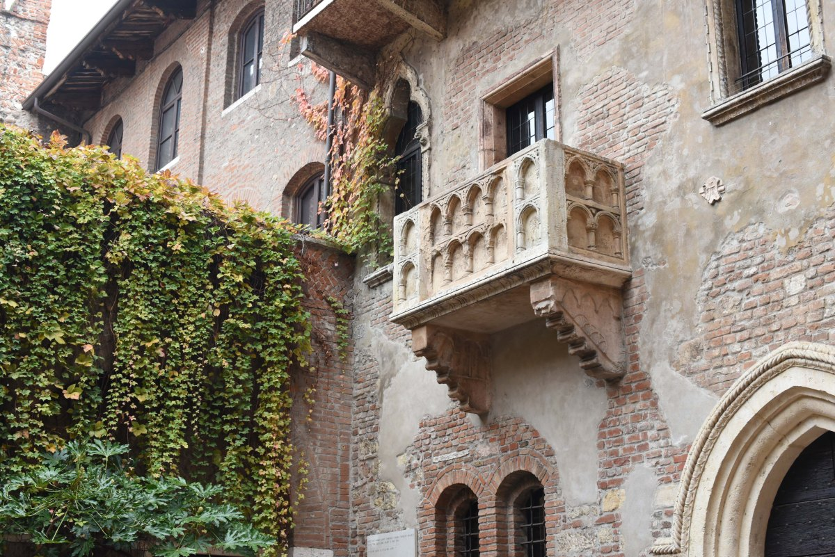 Verona : Where Romance is always in the air