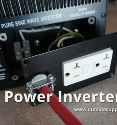 sine wave inverter pictured in cover of power inverter guide [ 2000 x 1040 Pixel ]
