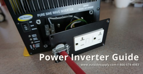 small resolution of sine wave inverter pictured in cover of power inverter guide