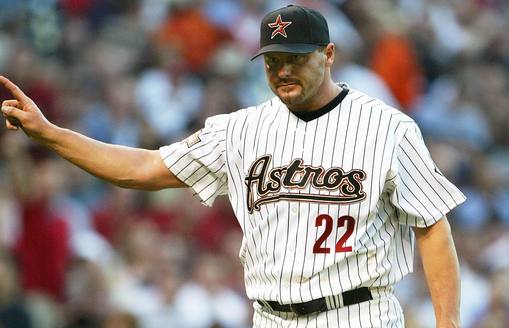 Image result for roger clemens astros