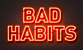 Bad habits and the pandemic