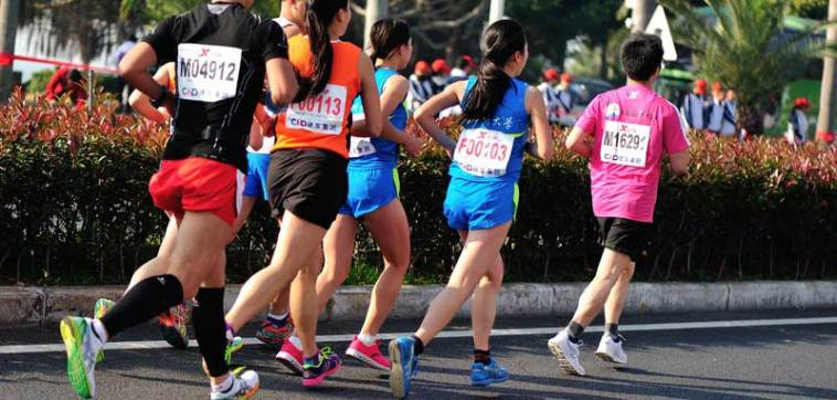 Reasons to sign up for a running race