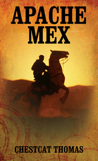 Apache Mex book cover