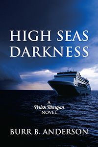 High Seas Darkness book cover