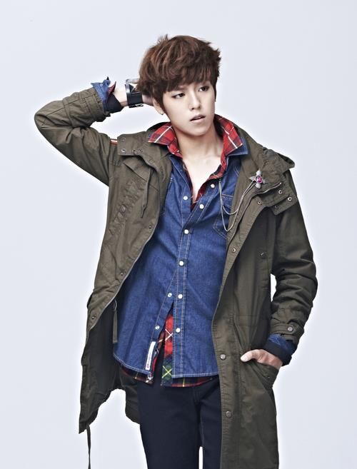 Lee Hyun Woo with Curly Hair