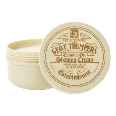 TRUMPERS SHAVE CREAM - COCONUT