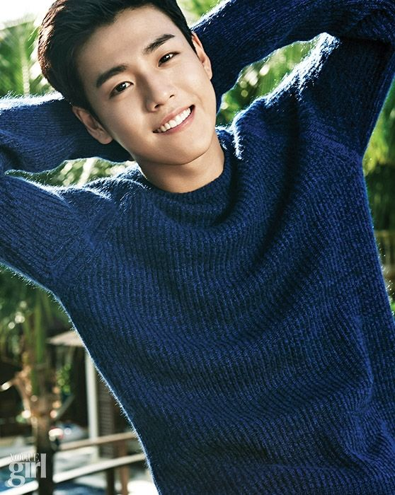 Lee Hyun Woo with Short Hair