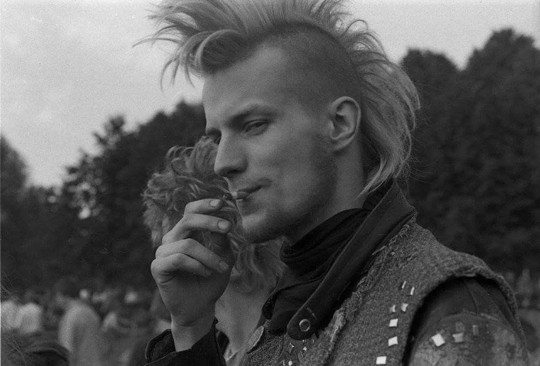 55 punk hairstyles for guys - outsons
