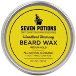 Seven Potions - Beardwax - Medium Hold