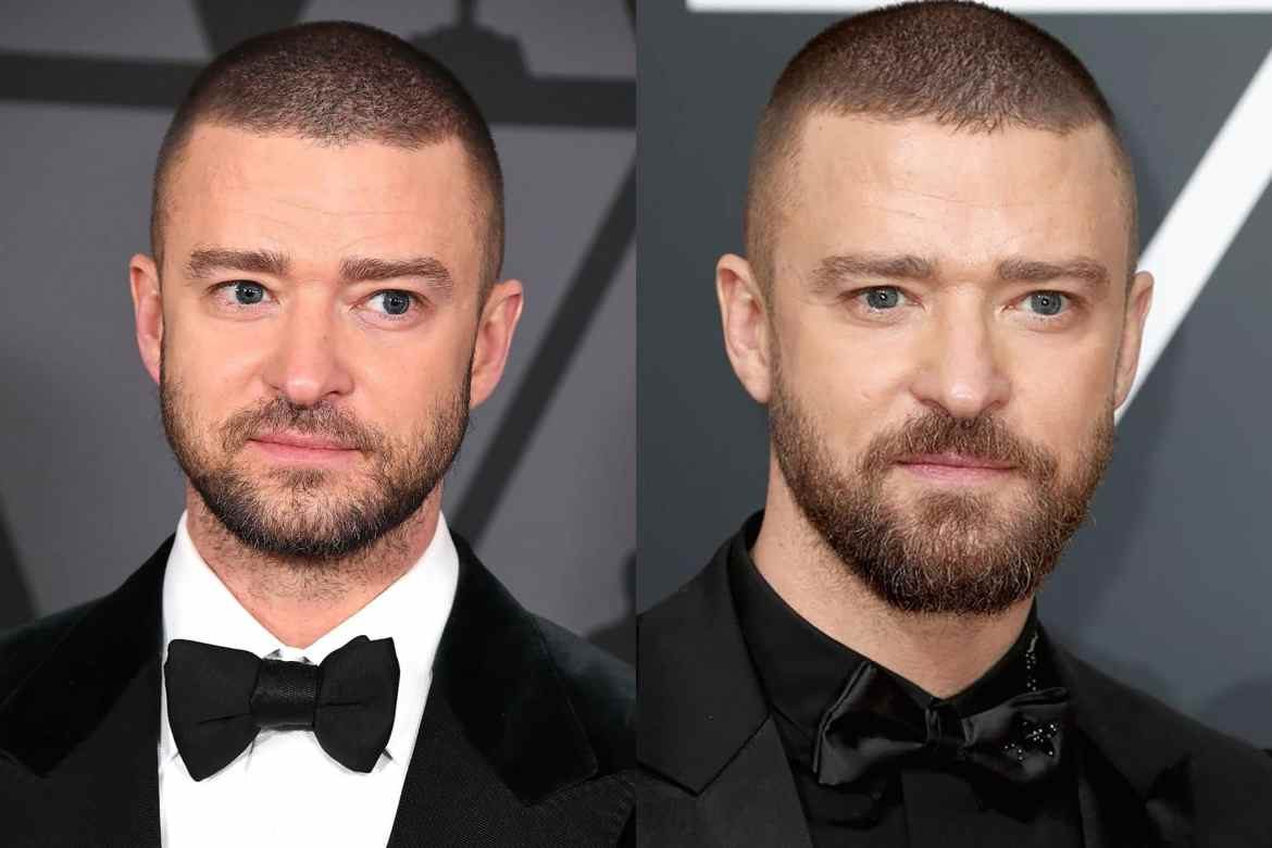 The Justin Timberlake Crop- 9 amazing Men's Hairstyles for Thinning Hair