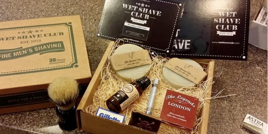Wet Shave Club 8