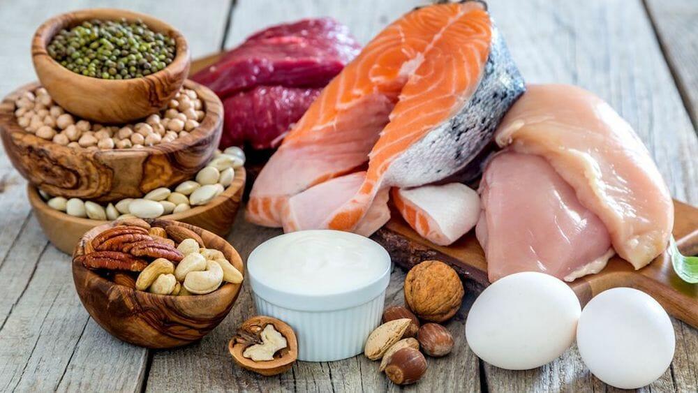 Protein Diet - Hair Loss