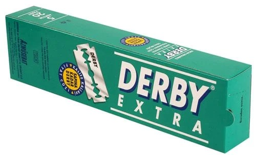 Derby Extra - 7 Best Double Edge Razor Blades