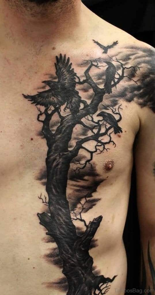 101 Tree Tattoo Designs For Men Outsons