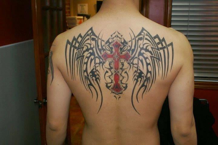 Cross tattoos designs ideas