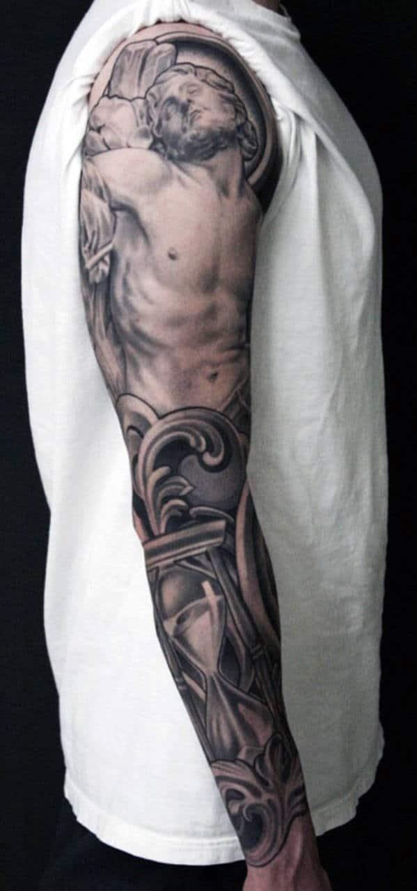 Cool Cross Sleeve