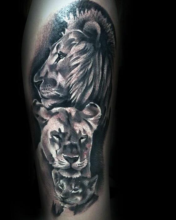 Lion Themed Design