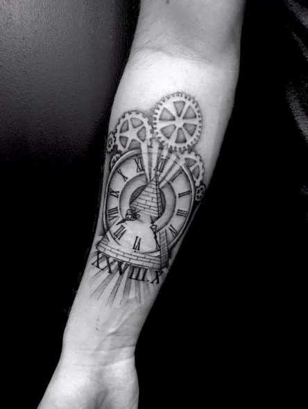 Cool Arm Tattoo