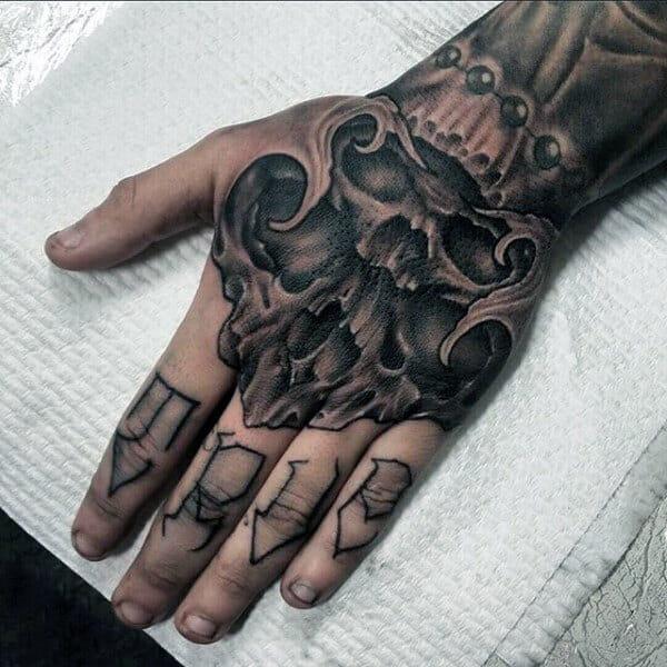 101 Hand Tattoo Ideas For Men Incl Initials Pics Symbols And
