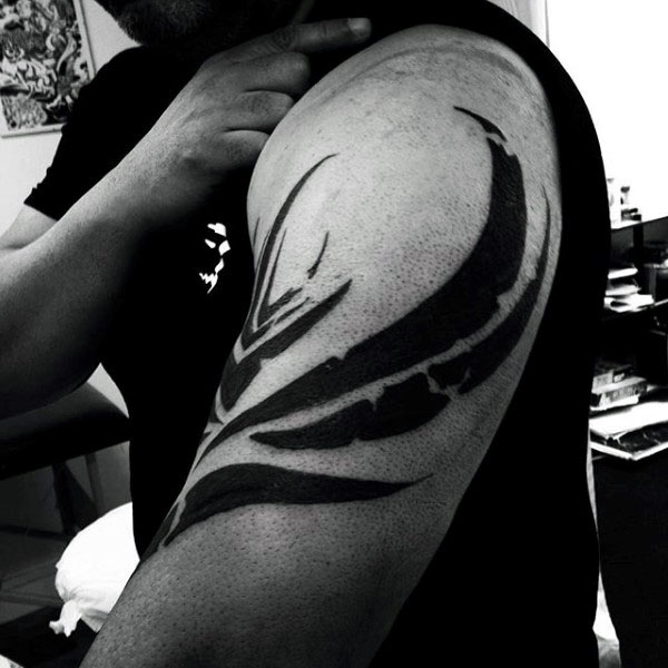 Tribal Arm Design