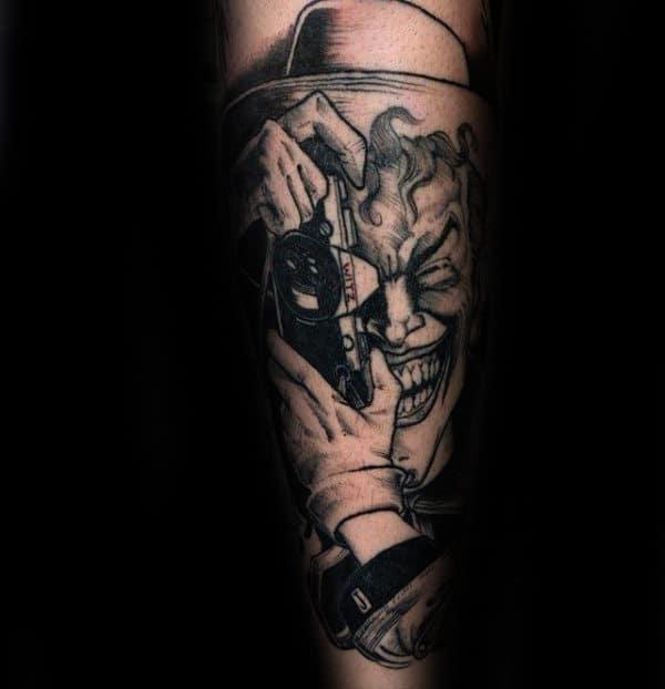 The Joker Full Sleeve