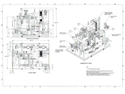 M&e Electrical Drawings