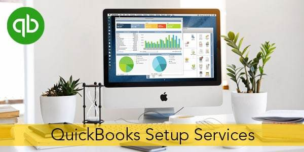 Why QuickBooks Setup Services Essential to Your Business Needs
