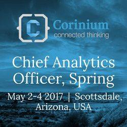 Chief Analytics Officer Spring 2017
