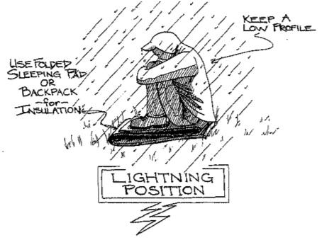 Hurricane Island Handbook Series: Lightning