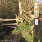 Berry Court Wood Stile