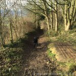 Blue Bell Hill footpath