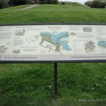 Riverside Country Park information board