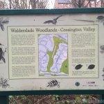 Cossington Valley notice board