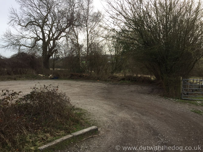 Queendown Warren - Car Park