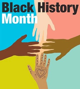 Black History Month - Hands