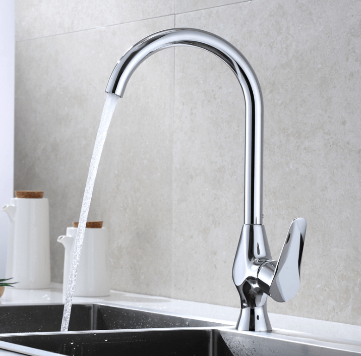 ouukey durable kitchen faucet