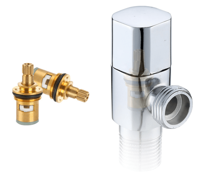 OuuKey two-way Angle Valve for Basin