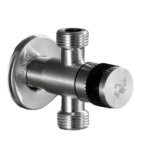 ouukey 304 stainless steel angle valve