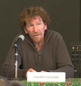 Thierry Thévenin. Photo : Adap.