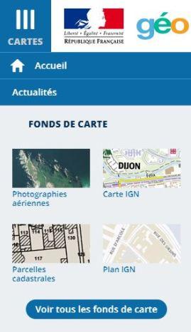 Puis Sur Carte Topographique IGN Ou Cartes Classiques
