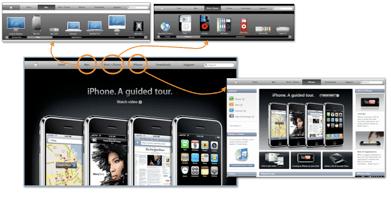 Design Apple Web