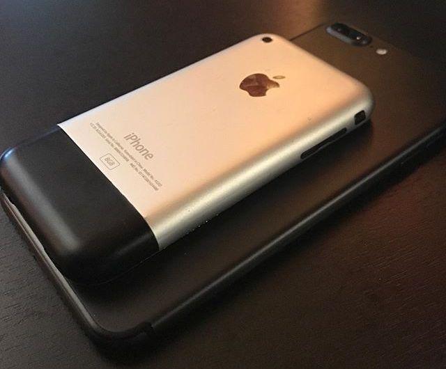 Oui l' iPhone 7 plus m'a (presque) réconcilié avec Apple