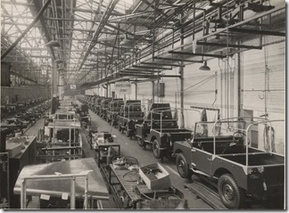 1950s Solihul Land Rover Production (3)