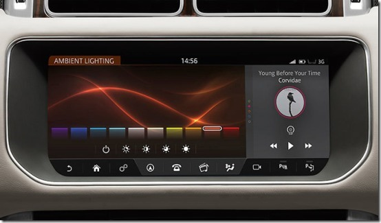 2017 Range Rover InControl Touch Pro (3)